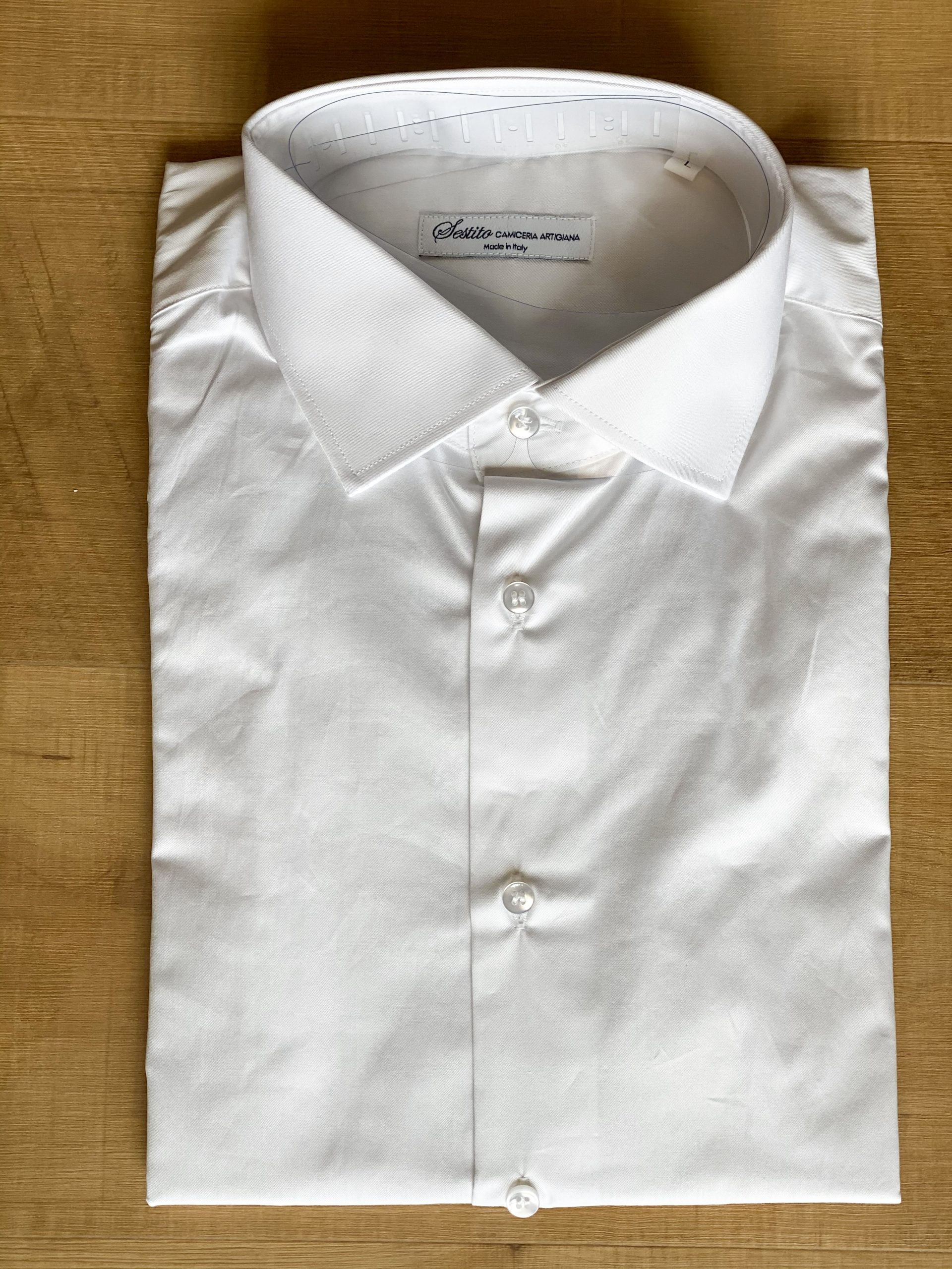 Men's Italian Dress Shirt